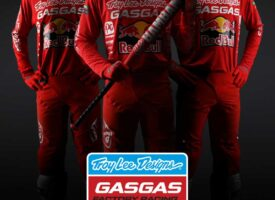 Troy Lee Designs/Gas Gas/Red Bull 2021 Roster – Barcia/Mosiman/Brown