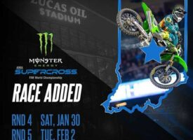 Monster Energy Supercross 2021 Schedule Update
