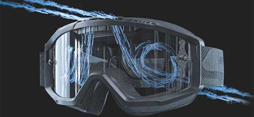 Meet The New & Improved Split OTG Goggle from SCOTT