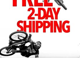 Time is Ticking on the 2-Day FREE SHIPPING Deal at TROY LEE DESIGNS