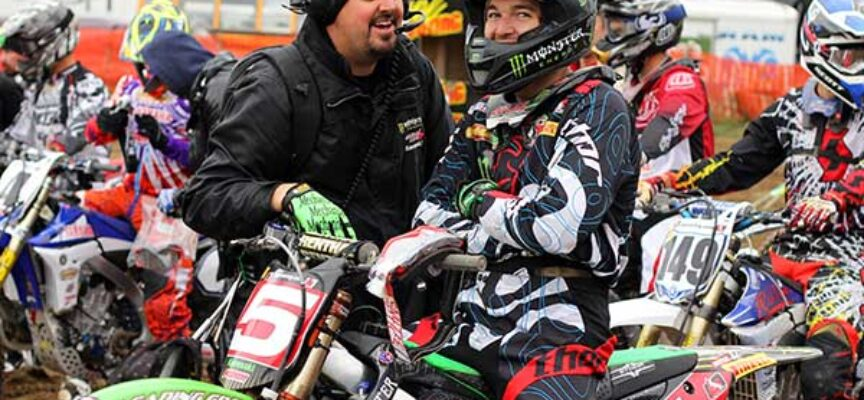 Frid'Eh Update #2 | Chad Goodwin Tells Us What's Up with the Kawasaki Team | Presented by Troy Lee Designs