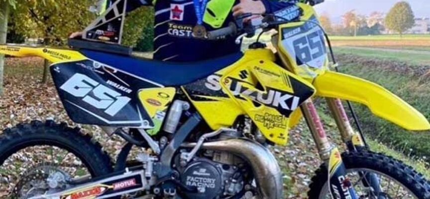 Catching Up with Kade Walker in Europe