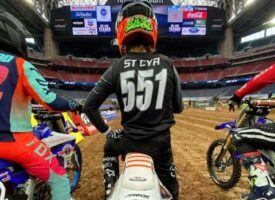 Podcast | Guillaume St Cyr Talks about SX Round 3 in Houston