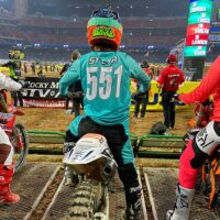 Podcast | Guillaume St Cyr Talks about Supercross Round 1