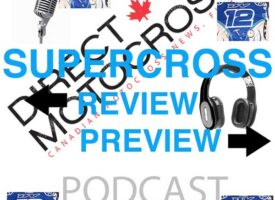 Podcast | SX Review/Preview with Hammertime