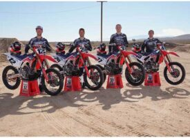Leatt Announces Multi-year Deal with Moto Concepts Racing Team