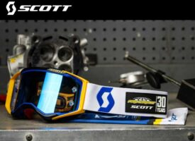 Introducing The SCOTT Prospect Pro Circuit 30 Years Goggle!