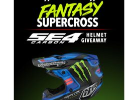 Troy Lee Designs SE4 Carbon Helmet Giveaway Winner Announced