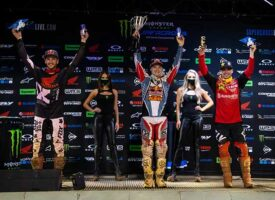 Cooper Webb Storms Orlando SX and Reclaims Momentum