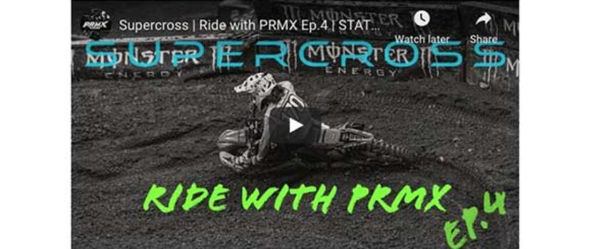 Video | Ride with PRMX | Episode 4