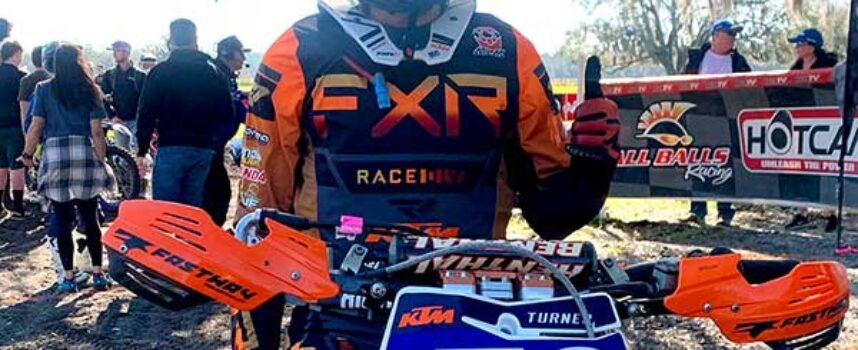 Podcast   Shelby Turner Talks about GNCC Round 2 in Florida