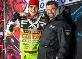 Canadian Troy Horbaty Takes Amsoil Snow Bike Championship to Final Round