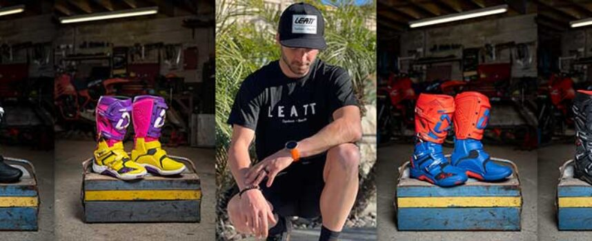 LEATT and DMX Team Up for a Daytona SX CONTEST!