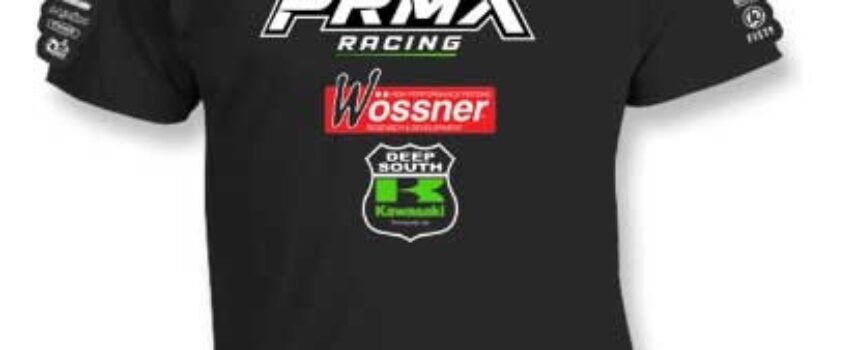 Support Canadian Team PRMX and Their SX Effort with Some Team Merchandise