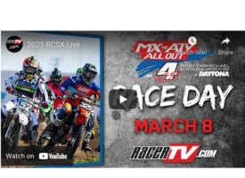 RCSX Racer TV Live Broadcast