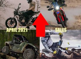 The Trend Continues! | April Motorcycle & ATV Sales | MMIC