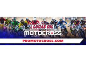 MAVTV, NBC Sports, and Peacock Combine for Over 100 Hours of Programming for 2021 Lucas Oil Pro Motocross Championship