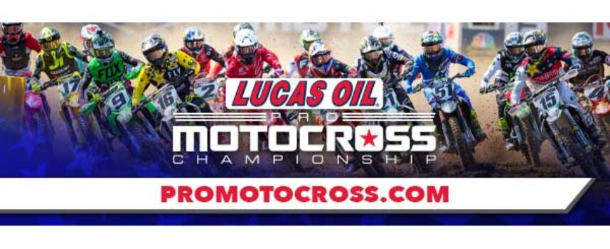 Ferrandis Makes it Back to Back at RedBud National  for Third Lucas Oil Pro Motocross Victory