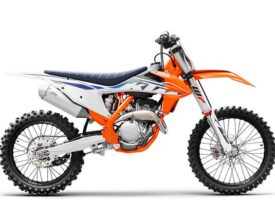 2022 KTM Motocross Range Released