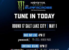 SLC Supercross #2 / Round 17 Schedules