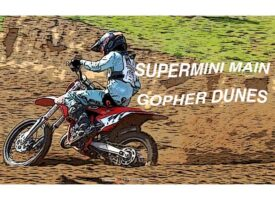 Video | Supermini Main from Gopher Dunes