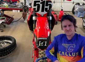 5 Questions for Tyler Medaglia | Cobequid Mountain Sports and Callus Moto