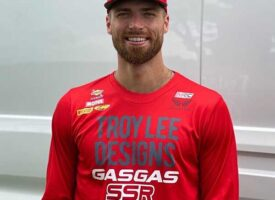 SSR TLD GasGas Signs Ryan Derry to Fill In