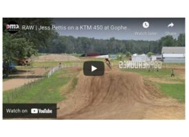 Video | A RAW Lap of Gopher Dunes with Jess Pettis on His KTM 450