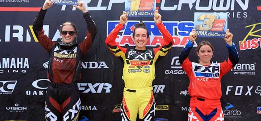 WMX Round 3 Photo Report from Sand Del Lee   Presented by Fox Racing Canada