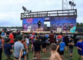 Photos from TransCan Opening Ceremonies