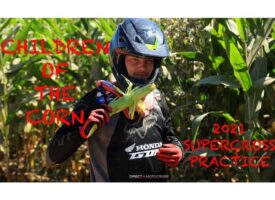 Video | Children of the Corn | SX Practice at Vision Built