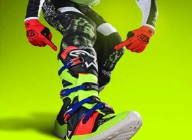 New Troy Lee Designs X Alpinestars Limited Edition Tech 7 Collab