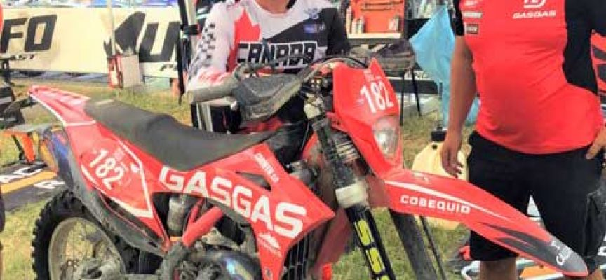 Team Canada ISDE Podcast | All 4 World Trophy Riders Together!