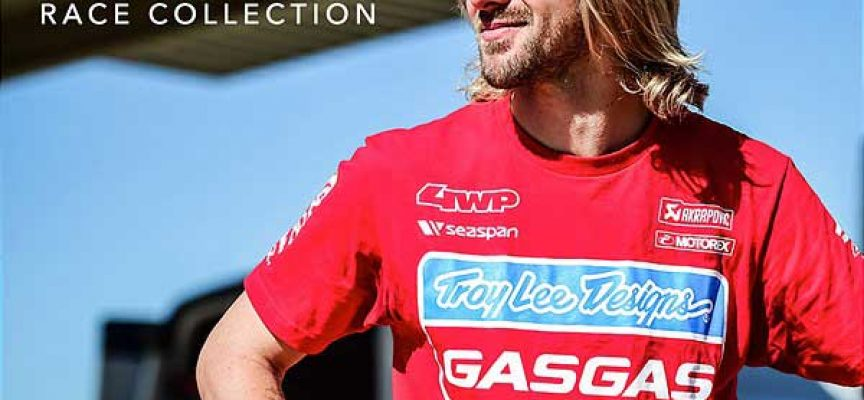 GASGAS TLD TEAM COLLECTION IS HERE!