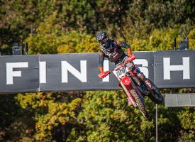Podcast | Dylan Wright's First MXGP at the MXGP of Trentino in Italy