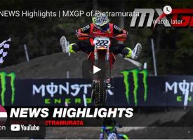 MXGP of Pietramurata | Dylan Wright 15th Overall